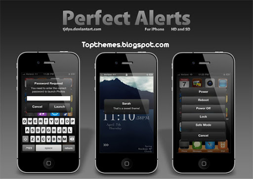 Perfect Alerts for iPhone
