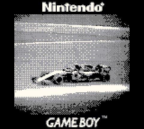 Game Boy Camera formula 1