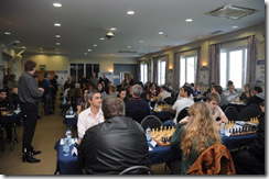 View Of Playing Hall, 2011 Tradewise Gibraltar Masters
