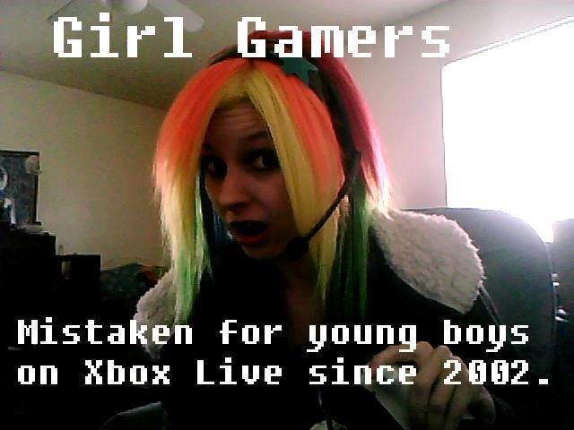girl gamer memes