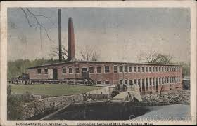 groton leatherboard factory