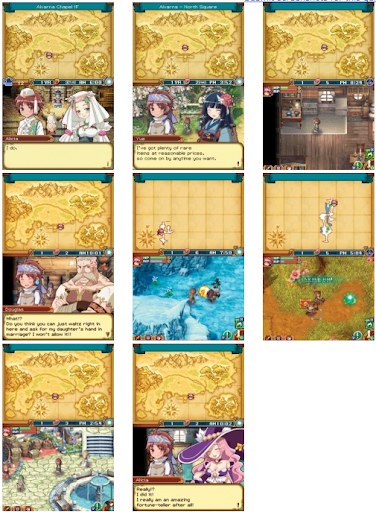 Download Ungguh Gratis Lengkap Free Full Game Rune Factory 2 A Fantasy Harvest Moon Update Nintendo DS NDS Roms Terbaru 2011 Emulator Versi PC Komputer RPG Permainan