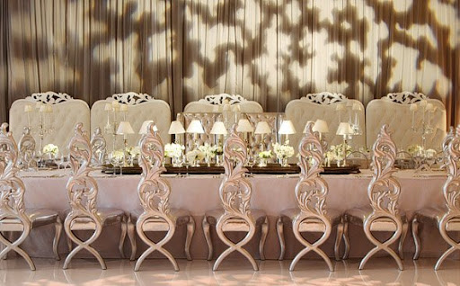 Grace Ormonde tabletop design