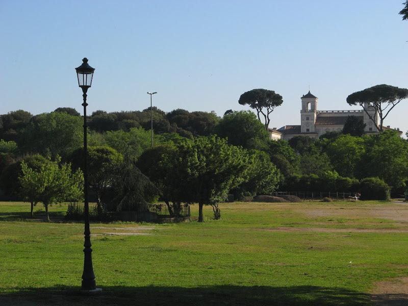 парк возле площади бразилии