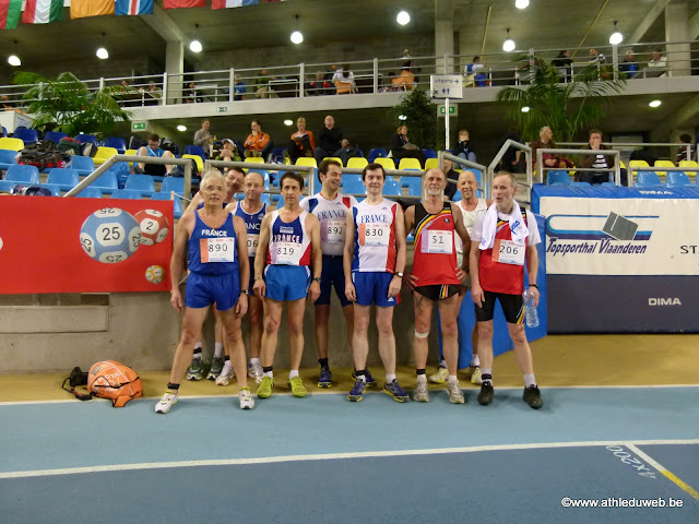 8TH EUROPEAN VETERANS ATHLETICS CHAMPIONSHIPS INDOOR GAND P1170715