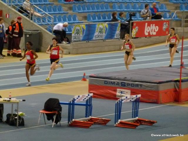 Quatre belge à l'arrivée - Photo athleduweb.be