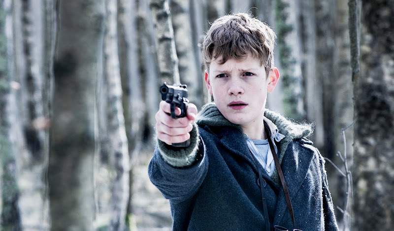 Martijn Lakemeier stars as Michiel in Sony Pictures Classics' Winter in Wartime (2011)
