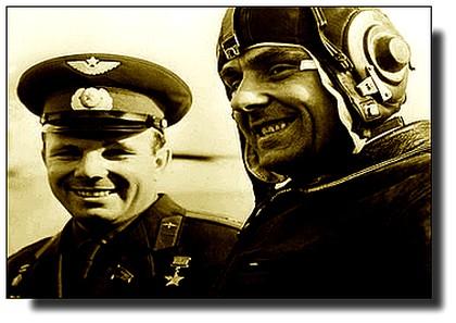 Brežněvova oběť Vladimír Komarov