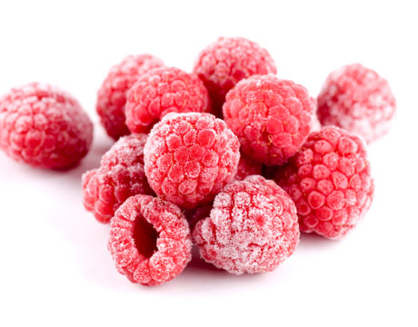 Health Tips: Healthy food: Frozen berries