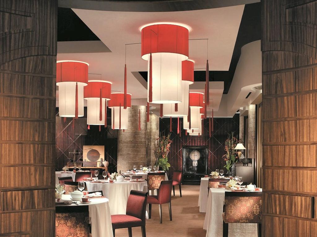 Shang Palace. Courtesy Shangri-La Hotel, Qaryat Al Beri