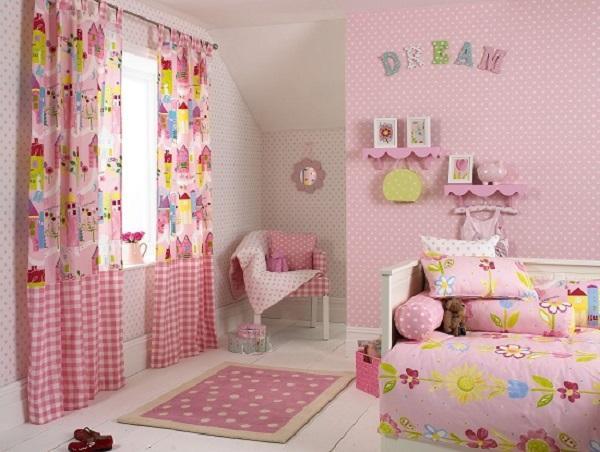 قیمت پرده اتاق کودک