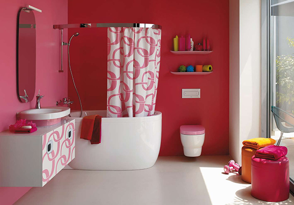 Bathroom Decorating Ideas on a Budget | Flooring hunter