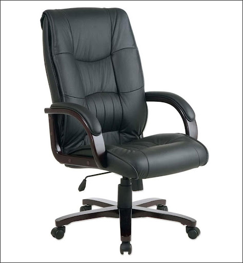 herman miller executive leather office chairs