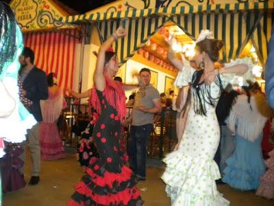 Севильская ярмарка