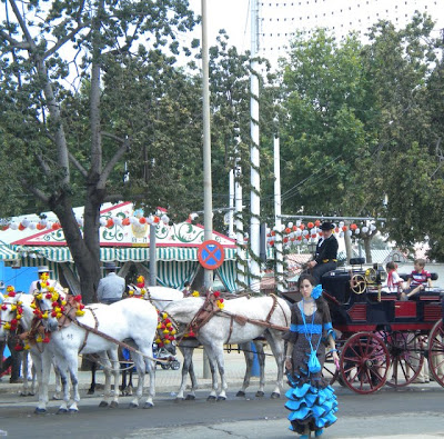 севилья испания, апрельская ярмарка, севильская ярмарка 2017