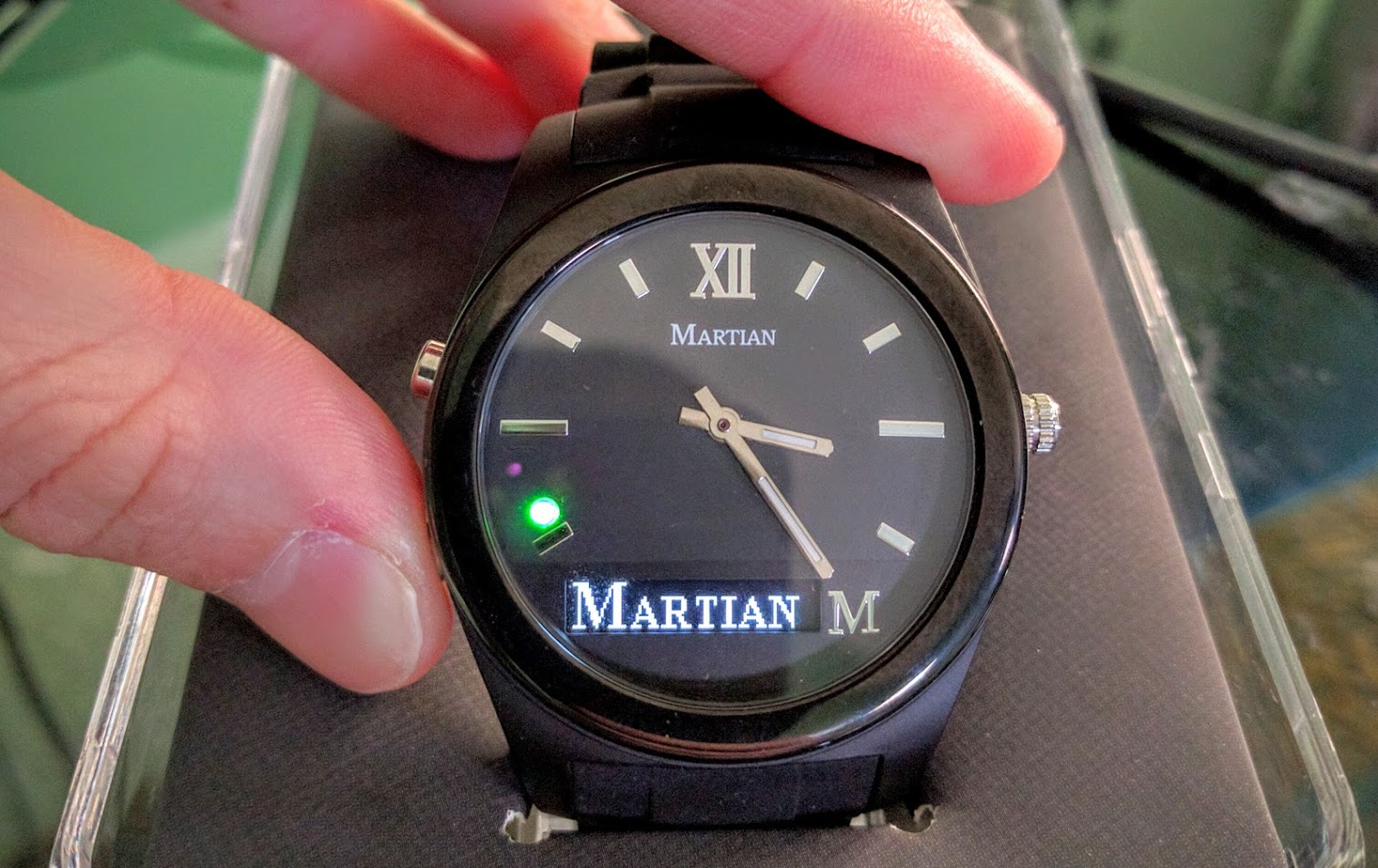 c71e51e2940 Martian will sell the Notifier to you for  130 from their website but you  don t have to look too hard to find it for around forty bucks.
