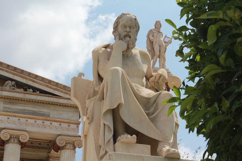 Sòcrates i Apol·ló