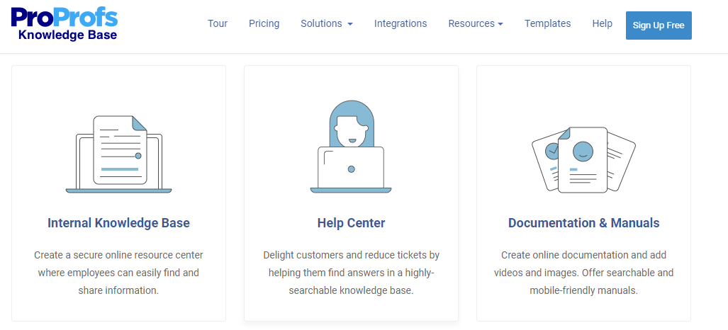 Create a User-Centric Knowledge Base