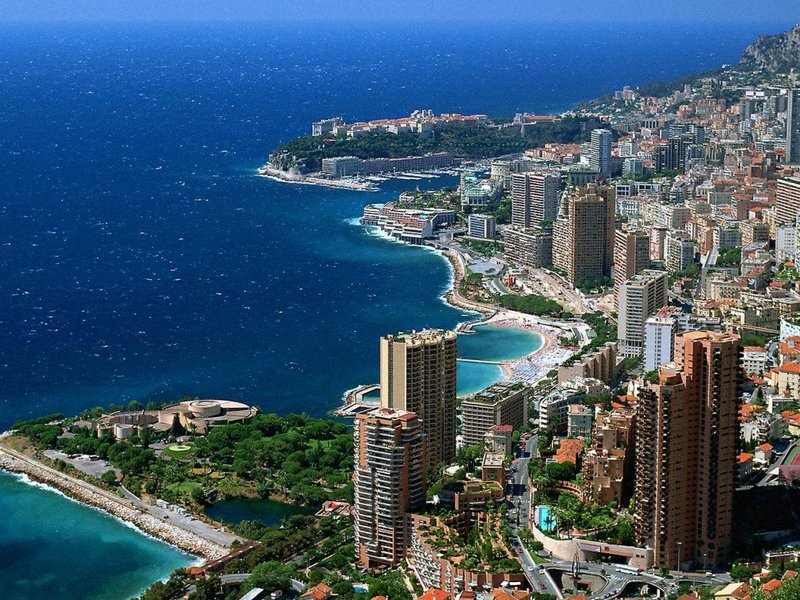 Лазурное побережье Франции, Монте-Карло