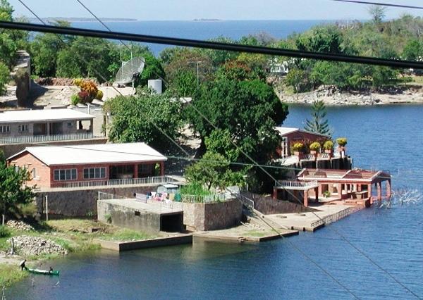 Водный курорт Сиавонга