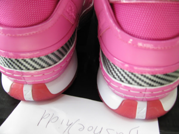 Nike Zoom LeBron VI 6 8220Think Pink8221 Player Exclusive