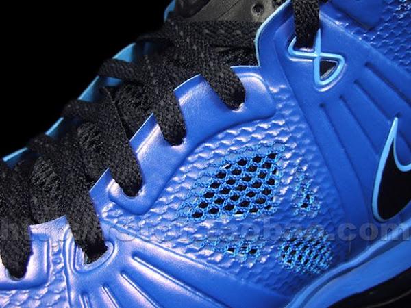 Nike LeBron 8 PS 441946400 Royal Blue  Black 8211 New Images