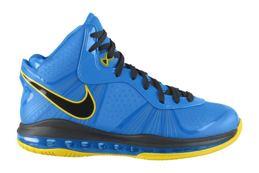 7ccc775ca4e ... Nike LeBron 8 V2 Summit Lake Hornets Official Catalog Images ...