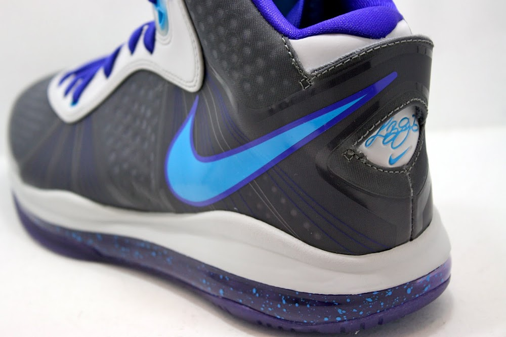 eb0de193dac Nike LeBron 8 V2 8220Summit Lake Hornets8221 Additional Photos ...