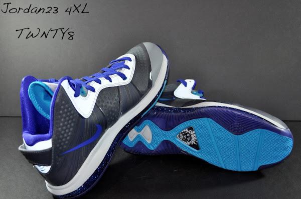 Nike LeBron 8 V2 8220Summit Lake Hornets8221 Additional Photos