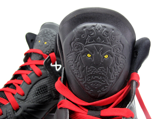73e86c7f724e 441946-001 Black Sport Red-White. Upcoming Nike LeBron 8 PS 8211 Miami Heat  Away 8211 New Images ...