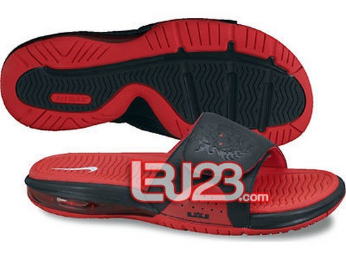 Catalog Images Presenting Nike LeBron 98230 Flip Flops8230 with Air Max