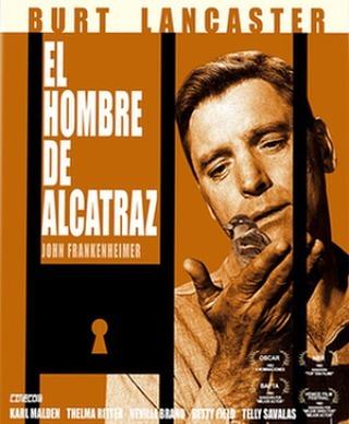 El hombre de Alcatraz (1962, John Frankenheimer)