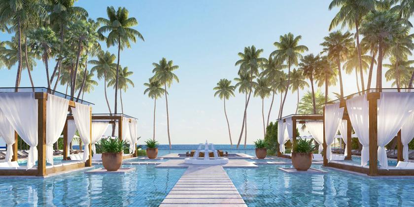 Salsa pool FLC Luxury Resort Quy Nhơn