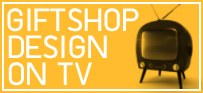Giftshopdesign on TV
