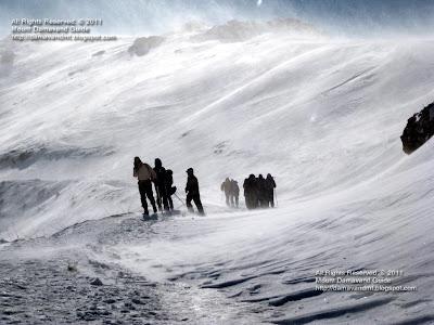 Iran Winter Climbs