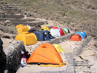 Camping Damavand camp3 Bargah Sevom