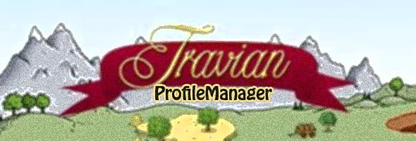 Travian profile manager.