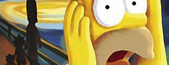 Homer simpson enlouquecendo no TS.