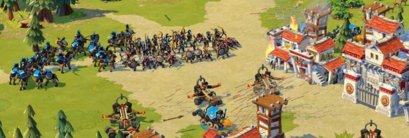 Age Of Empires OnLine: GamePlay E Data De Lançamento