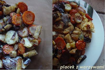 A to już było#2: sernik pomarańczowy i placek z warzywami