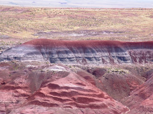 Painted Desert- Petrified Forest National Park