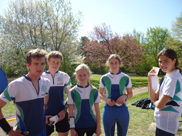 Wiener Meisterschaft Sprint-OL 2011
