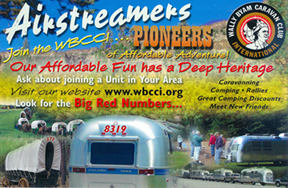 Click to learn more about WBCCI membership