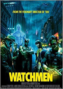Watchmen O Filme  DVDRip AVi Dual Áudio