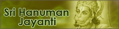 Hanuman Jayanti