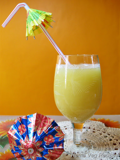 Sweet Lime Juice or Mosambi Juice