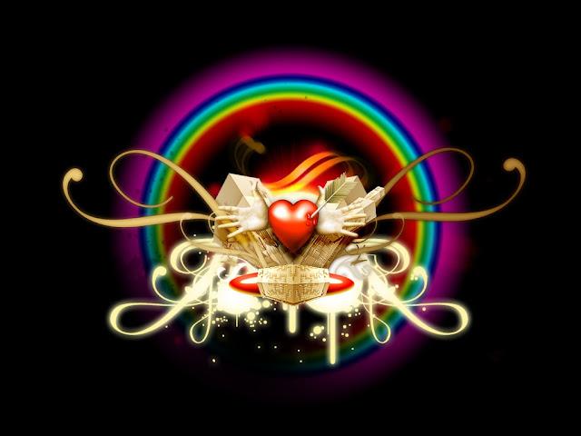 Imagen con corazones