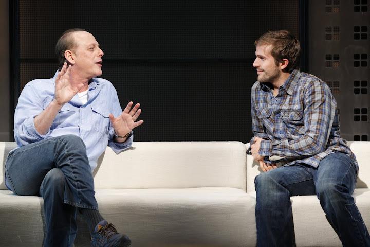 Mark Blum & Michael Stahl-David