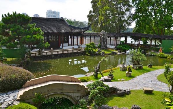 Sân vườn theo phong cách Nhật