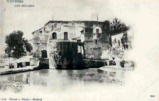 Resultado de imagen de Molino de la Albolafia (Hauser y Menet)